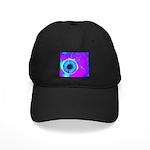 Purple Blue Baseball Hat