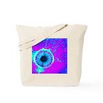 Purple Blue Tote Bag