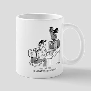 Chicken Cartoon 2372 Mug