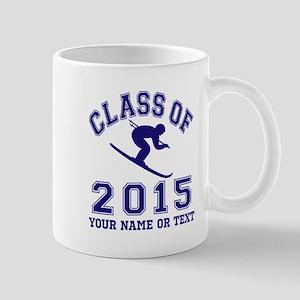 Class Of 2015 Skiier Mugs