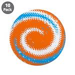 Orange Blue White Spread 3.5