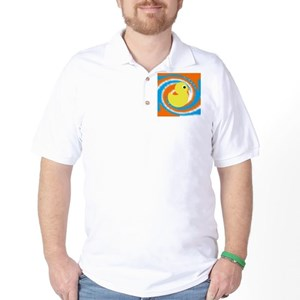 Rubber Duck Men S Polo Shirts Cafepress