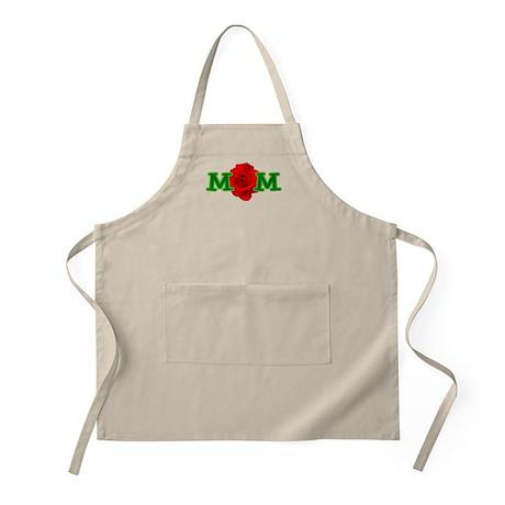 Mom Rose BBQ Apron