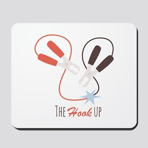 The Hook Up Mousepad