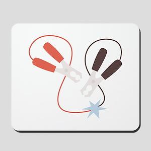 Positives & Negatives Mousepad