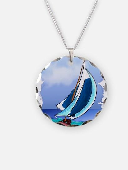 Sailing Away Necklace