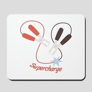 Supercharge Mousepad