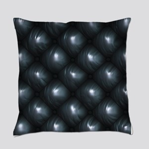 Lounge Leather - Black Master Pillow