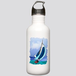 Sailing Away Stainless Water Bottle 1.0L