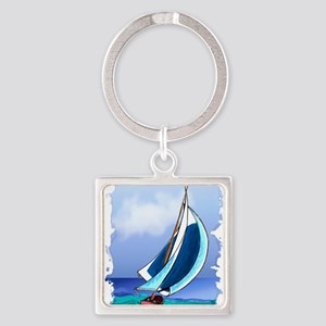 Sailing Away Keychains