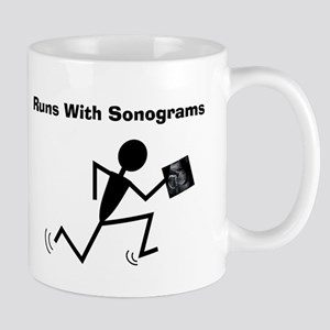 Sonographer Ultrasound Tech Mugs