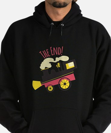 The End! Hoody