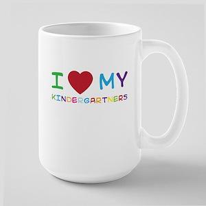I love my kindergartners Mugs