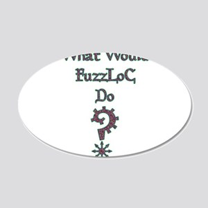 What Would FuzzLoC Do? Wall Decal