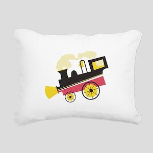 Classic Loco Rectangular Canvas Pillow