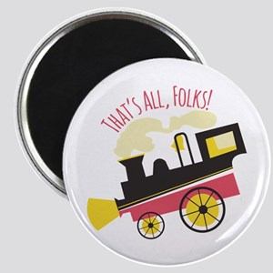 That's All, Folks! Magnets