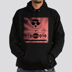 SpazoCat Smooth Jazz Texas Hoodie