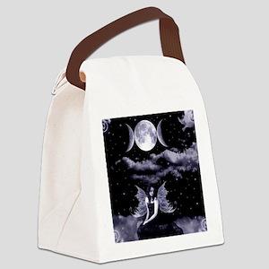 dark angel Canvas Lunch Bag