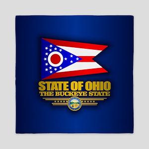 Ohio (v15) Queen Duvet