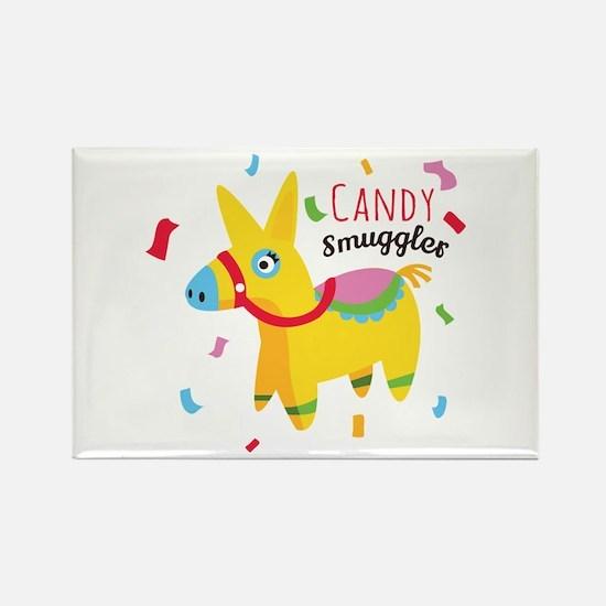 Candy Smuggler Magnets