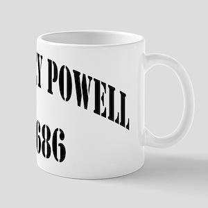 USS HALSEY POWELL Mug