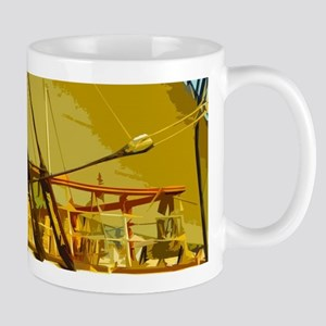 Ship Ahoy Mugs