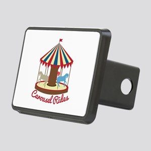 Carousel Rides Hitch Cover