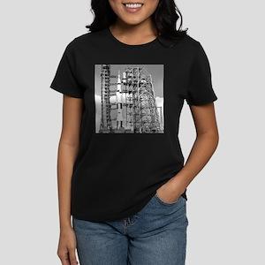 Saturn V Women's Dark T-Shirt