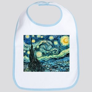 "Van Gogh's ""Starry Night"" Bib"