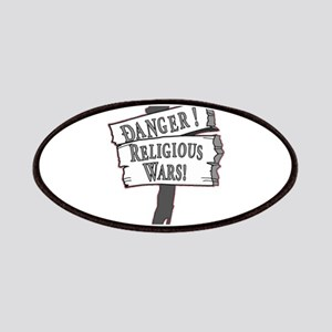religion means war Patches