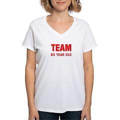 Team 83 YEAR OLD Shirt