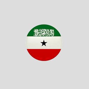 Somaliland Flag Mini Button