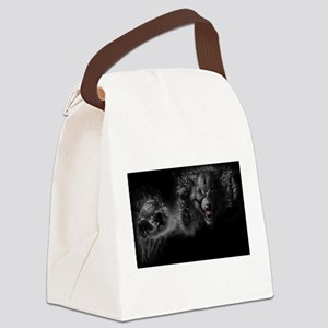 werewolf Canvas Lunch Bag