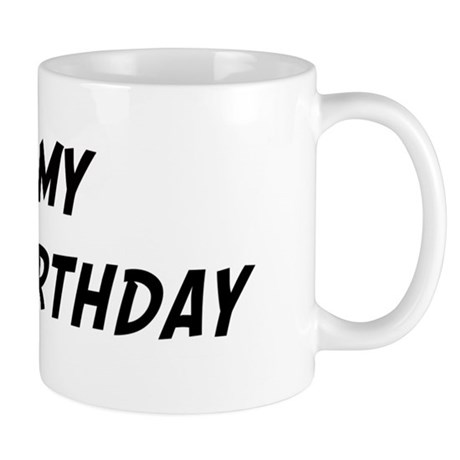 Its my 77th Birthday Mug
