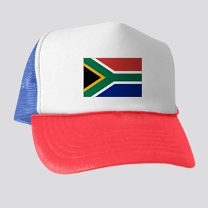 South Africa Flag Trucker Hat