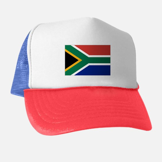 South Africa Flag Trucker Hat