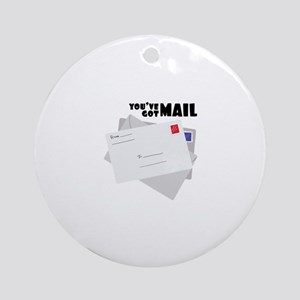 You've Got Mail Ornament (Round)