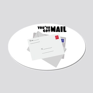 You've Got Mail Wall Decal