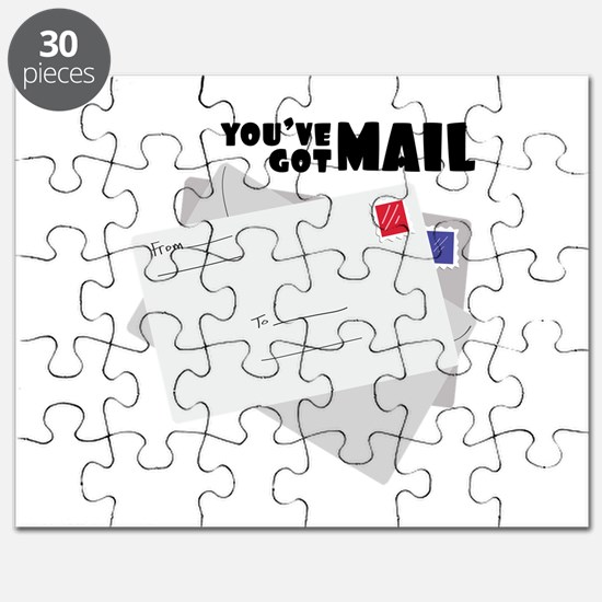 You've Got Mail Puzzle
