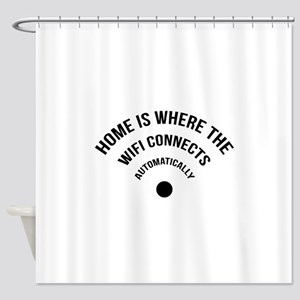 Home Is Where The Wifi Connects Automatically Show