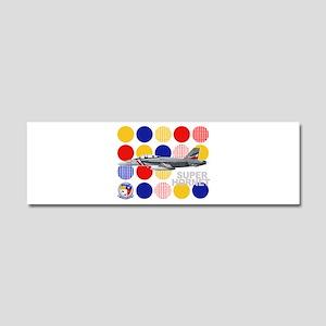 vfa2greya copy Car Magnet 10 x 3