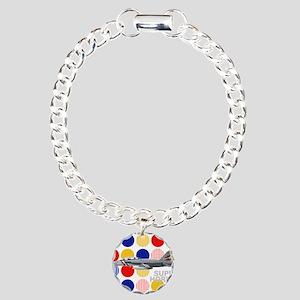 vfa2greya copy Charm Bracelet, One Charm