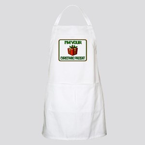 CHRISTMAS GIFT Light Apron