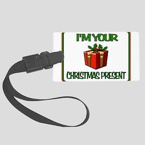 CHRISTMAS GIFT Luggage Tag