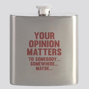 Your Opinion Matters Flask