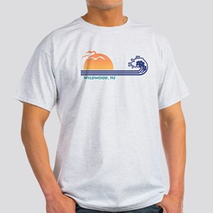 Wildwood New Jersey Light T-Shirt