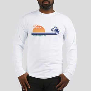 Wildwood New Jersey Long Sleeve T-Shirt