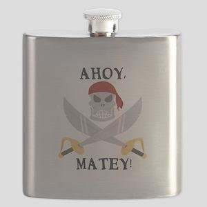 Ahoy Matey Flask