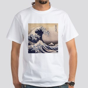 Great Wave by Hokusai T-Shirt
