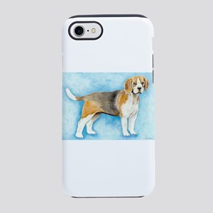 Beagle Iphone 7 Tough Case